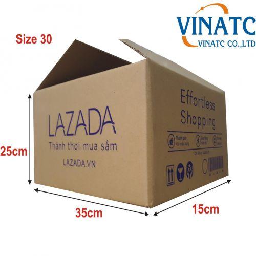 Thùng carton 35x15x25cm