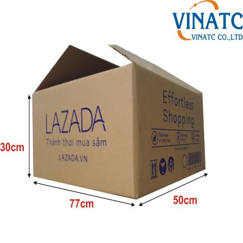 Thùng carton 70x50x25cm
