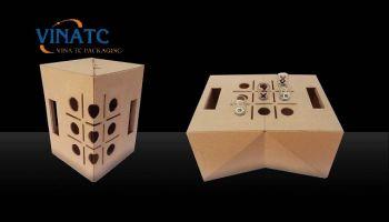 Chiêm ngưỡng ý tưởng đóng gói mới từ hộp carton của Venezuela