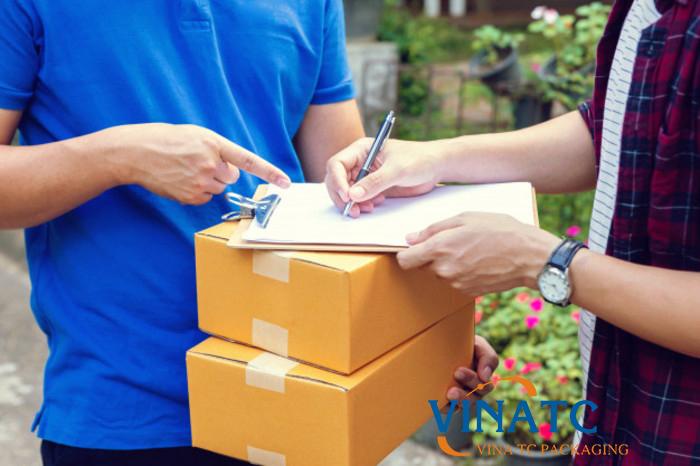 Hộp carton giúp bảo vệ hàng hóa
